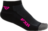 FXR Women's TURBO ANKLE SOCK 3-PAIR (2018)
