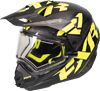 FXR TORQUE X CORE HELMET w/ELECTRIC SHIELD (2017)