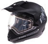 FXR TORQUE X RECOIL HELMET w/ELECTRIC SHIELD (2017)