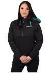 FXR Women's Tracker Quilted Hoodie