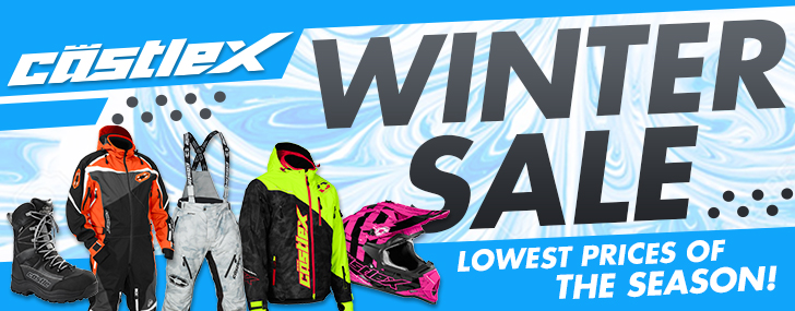 Castle X Snowmobile Gear Outerwear Up North Sports