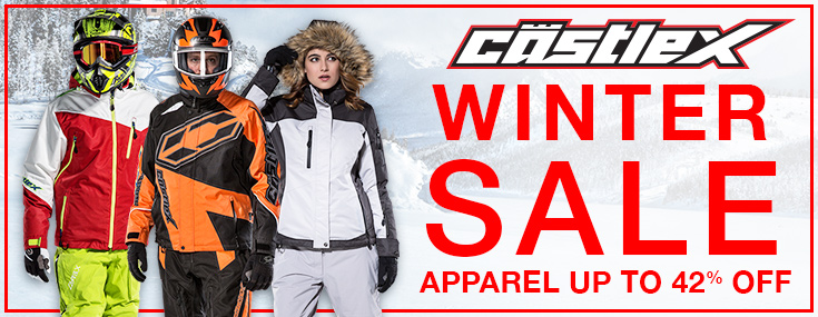 Castle X Snow Gear Deals!