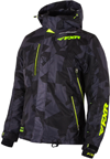 FXR Women's VERTICAL JACKET (2015)