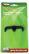 Valterra Replacement Handle & Locknut - T1003-6