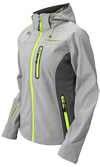 CASTLE X Women's BARRIER TRI-LAM JACKET - Hi Vis