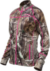 CASTLE X Women's FUSION MID-LAYER REALTREE® JACKET (2018)