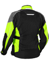CASTLE Women's PASSION AIR JACKET - Hi Vis
