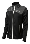 Castle X Women's Fusion G2 Mid Layer Jacket - Black-White