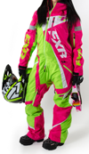 FXR Women's MAVERICK MONO SUIT SHELL (2015)