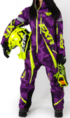FXR Women's MAVERICK MONO SUIT (2015)