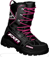 womens snowmobile boots