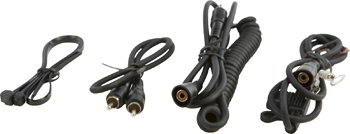 GMAX ELECTRIC SHIELD POWER CORD - UNIVERSAL-COMPLETE - Black