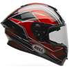 BELL RACE STAR HELMET - TRITON - Red