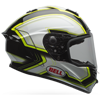 BELL STAR HELMET - PACE BLACK-WHITE