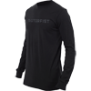 MOTORFIST CARBON LONG SLEEVE T-SHIRT (2019)