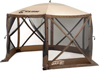 CLAM ESCAPE SCREEN SHELTER - Brown/Tan (9879)
