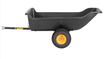 CLAM POLAR HD 1500 LANDSCAPE TRAILER (8233)