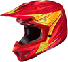 HJC CL-X7 POP N LOCK SNOCROSS HELMET (2016)
