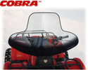 COBRA II ATV WINDSHIELDS