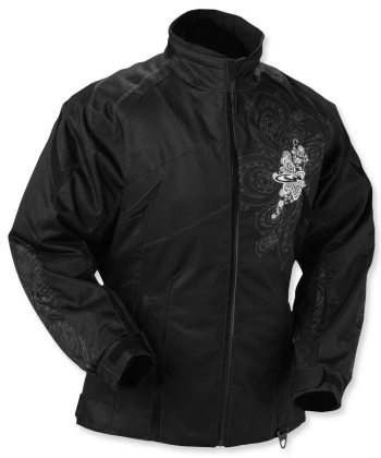 COLDWAVE Women's HI-ALTITUDE JACKET - Black/Charcoal