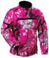 FXR Womens Team Snowmobile Jacket Women's Winter Coat