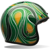 BELL CUSTOM 500 SE HELMET - CHEM CANDY MEAN GREEN