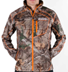 FXR ELEVATION FLEECE ZIP UP - CAMO (2015)