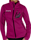 FXR Women's Elevation Full-Zip Fleece - Fuchsia