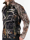 FXR ELEVATION PILE ZIP UP - CAMO (2015)