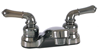 "Empire Brass Company 4"" Lavatory Faucet - Chrome - U-YCH77"