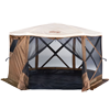 CLAM ESCAPE SKY CAMPER SCREEN SHELTER (12874)