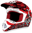 509 Evolution Helmet - Snocross Red