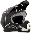 EVS T5 NEON BLOCKS BLACK MX Helmet