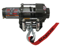 EXTREME MAX 2800 lb. Bear Claw Winch With Roller Fairlead And Cable