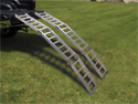 EXTREME MAX 7.5' Quad Folding Ramp Set - 1,250 LB Capacity
