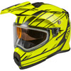 Gmax AT-21S Epic Adventure Dual Sport Helmet w/Dual Lens Shield