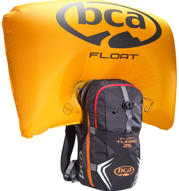 BCA FLOAT 25 TURBO™ AVALANCHE AIRBAG (2018) - Deploy
