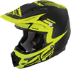 FLY F2 CARBON DUBSTEP HELMET (2015)