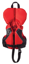 FULL THROTTLE INFANT NYLON WATER SPORTS VEST - RED (3005.6511)