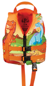 FULL THROTTLE CHILD WATER BUDDIES VEST - DINOSAUR (3005.6716)