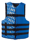 FULL THROTTLE ADULT UNIVERSAL WATER SPORTS VEST - BLUE (3005.6538)