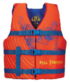 FULL THROTTLE YOUTH CHARACTER VEST - ORANGE (3005.6722)