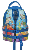 FULL THROTTLE CHILD WATER BUDDIES VEST - TURTLES (3005.7141)
