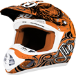 509 Evolution Helmet - Snocross Orange