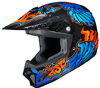 HJC Youth CL-XY II EYE FLY SNOCROSS HELMET (2016)