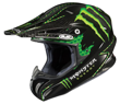 HJC RPHA-X MONSTER - NATE ADAMS REPLICA - Motocross Helmet