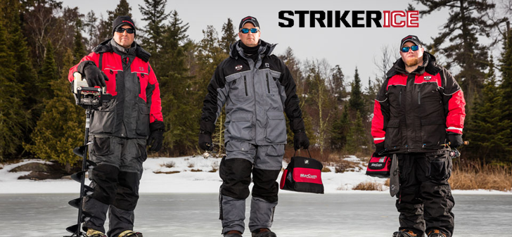 Ice fishing apparel cold weather clothing up north sports for Fishing in cold weather