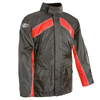 JOE ROCKET RS-2 RAIN SUIT - Black - Red