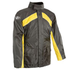 JOE ROCKET RS-2 RAIN SUIT - Black - Yellow