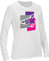 FXR Girls Electric T-Shirt